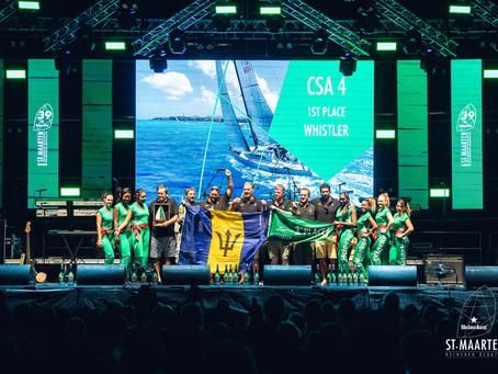 St. Maarten Heineken Regatta -  Race Report - Day 4