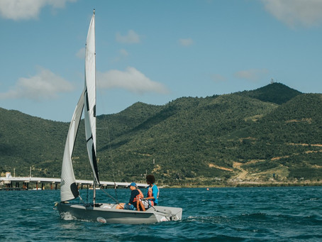 Sint Maarten Yacht Club & Sailing School proudly certified 10 of its enthusiastic youth sailors