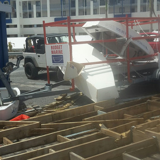 After IRMA parking