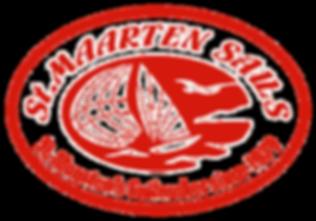 SXM Sails logo Transparent high quality