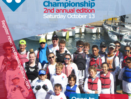 Domino's Interschool Dinghy Sailing Championship 2018