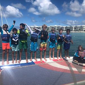 Arawak Sailing Trip
