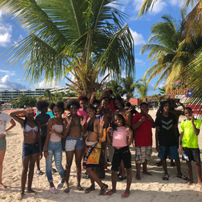 The Sint Maarten Yacht Club hosted postponed SXM DOET event on Saturday September 18th.