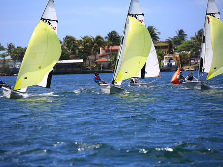 Grant Thornton new sponsor of the Sint Maarten Yacht Club   Multi Class Regatta!