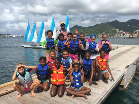 Sint Maarten Yacht Club introduces Primary School Program