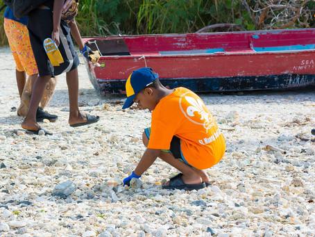St. Maarten Regatta Beach Clean-up