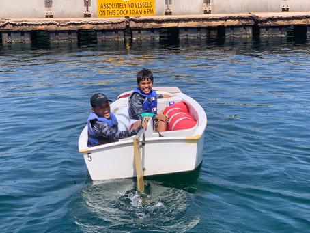 Sint Maarten Yacht Club restarts Primary School Sailing program
