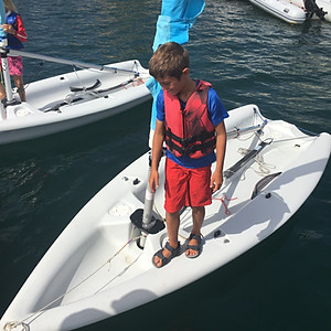 Sailing Summer Camp week 5