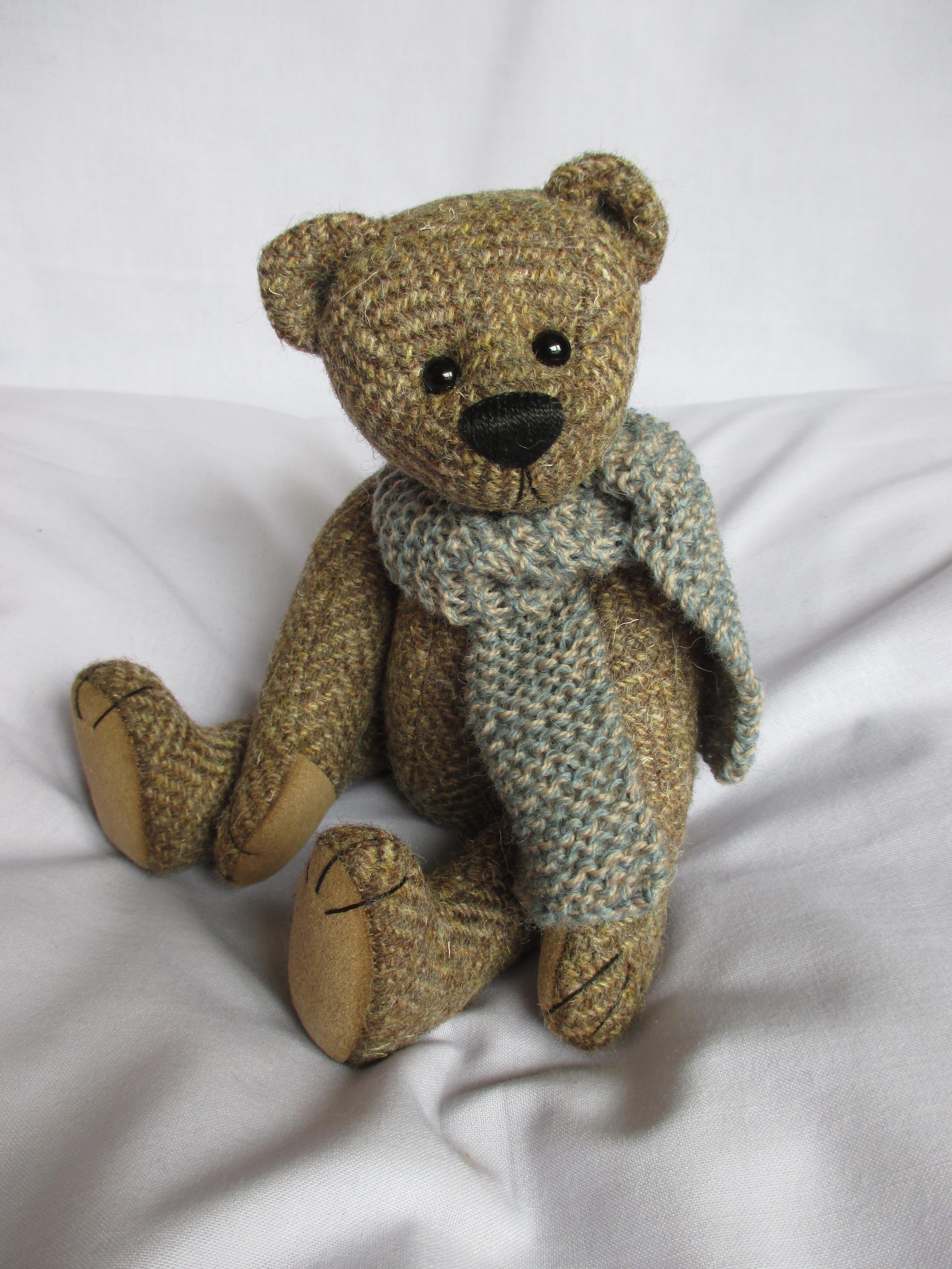 Tweedy bear
