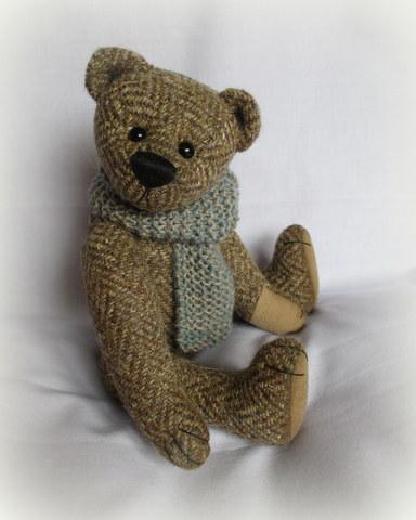 Tweed Bear