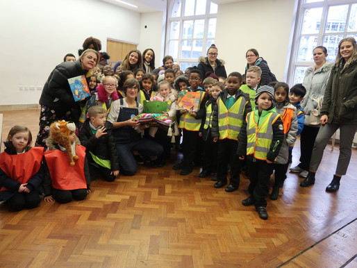 Year 2 - Central Library Visit