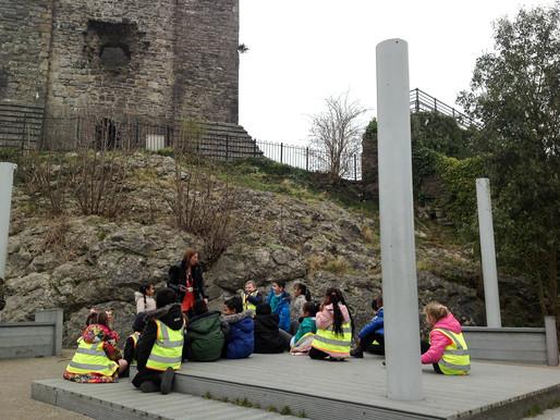 Y1 Trip to Clitheroe Castle