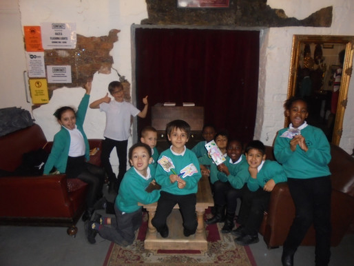 Year 3 - Contact Theatre