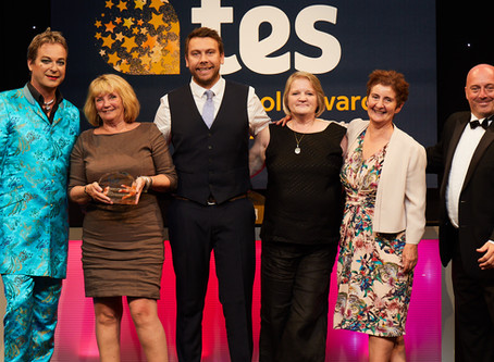 TES Community Impact Award 2017