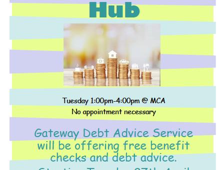 Financial Support Hub