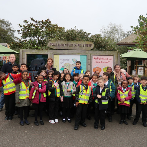 Y3 Trip to Chester Zoo​