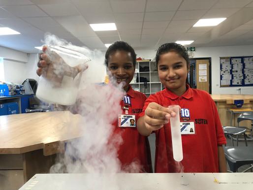 Sponsorship Support for 'Girls into STEM'
