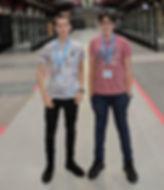 Aaron and Daniel, MCA Work Experience.jp