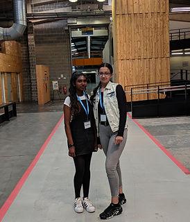 Humariaa and Abisha MCA Work Experience.