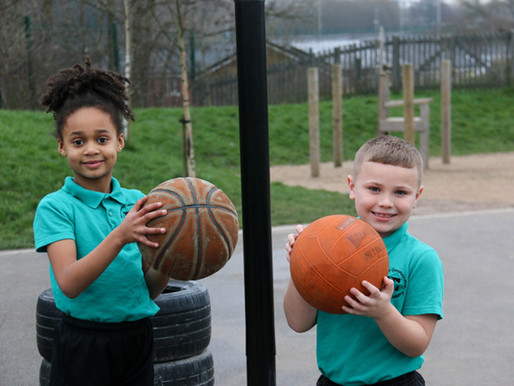 Basketball Post Funding