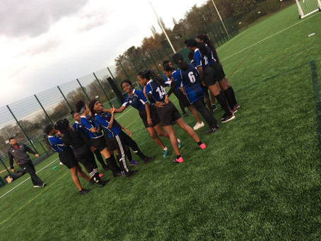 Girls Rugby Session