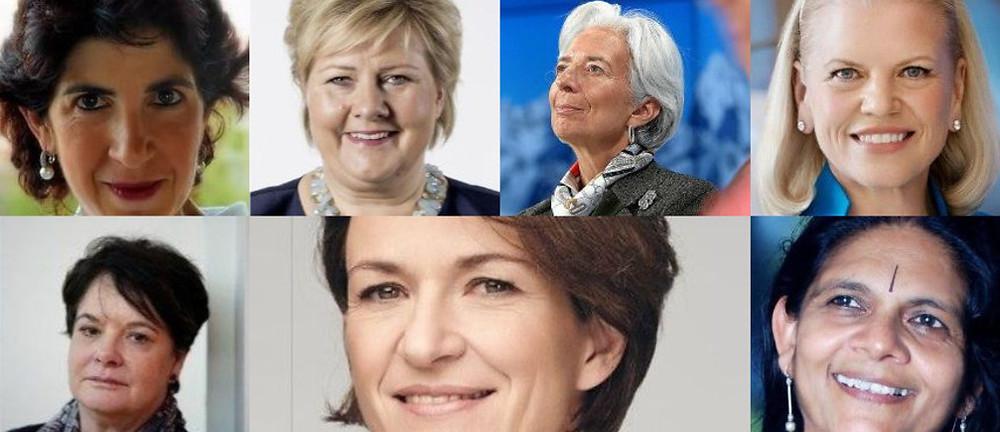 Mulheres de Davos - Copresidentes