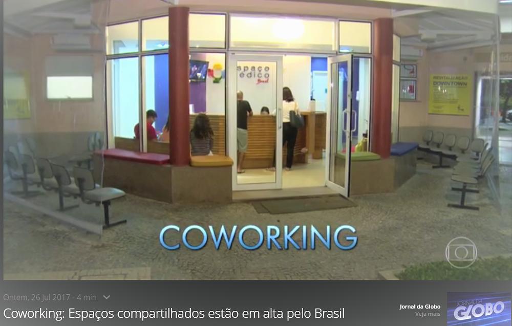 Coworking Franquia Cliente