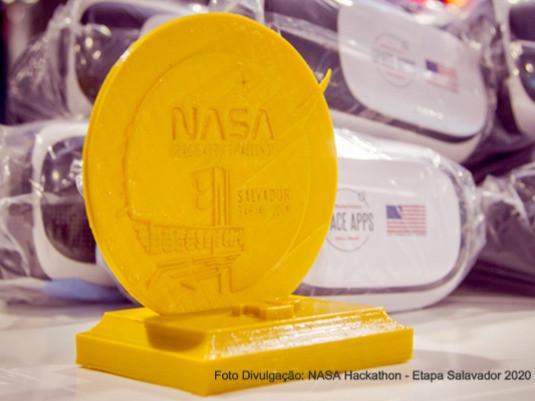 Divulgação da NASA Hackaton - Etapa Salvador 2020