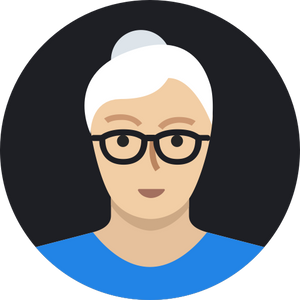 Longevidade. https://www.iconfinder.com/icons/628297/avatar_grandmother_mature_old_person_user_woman_icon