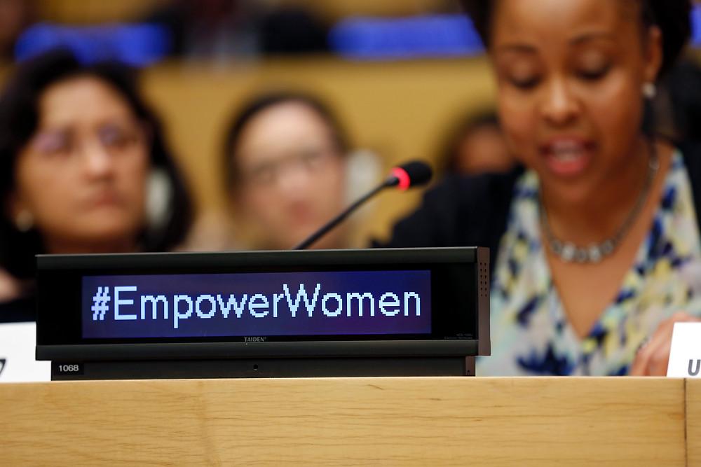 Empoderamento Feminino ONU