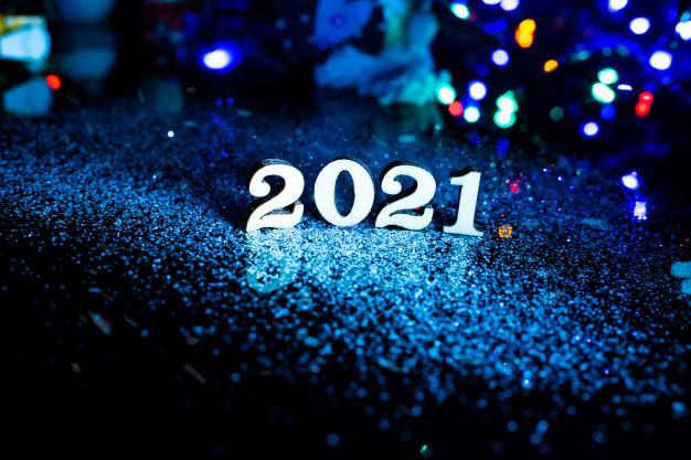 Bem-Vindo 2021 por #BlogFpM