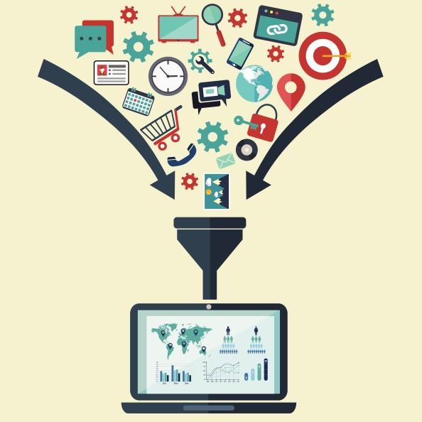 Big Data - Volume de informações