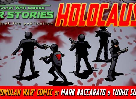 And Now... A Romulan War Comic!