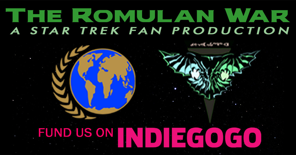 CAPTAIN'S BLOG | The Romulan War: A Star Trek Fan Production