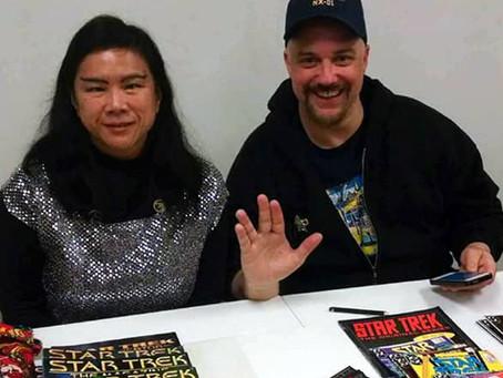 The Klingon Way @ Free Comic Book Day!