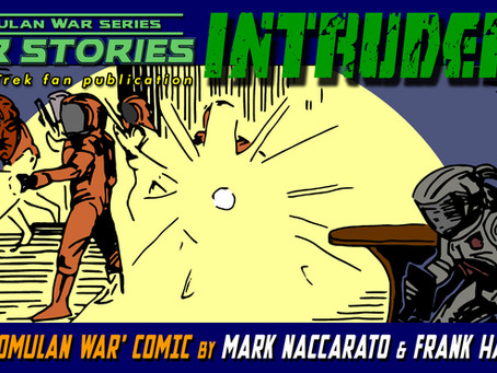 """Intruders"": A New Romulan War Comic!"