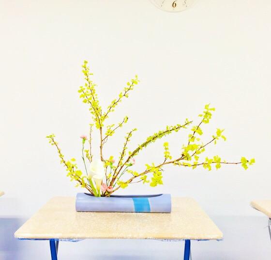 奈良の生け花教室日記と3分でわかる花 【奈良 奈良女子大学 キバデマリ】