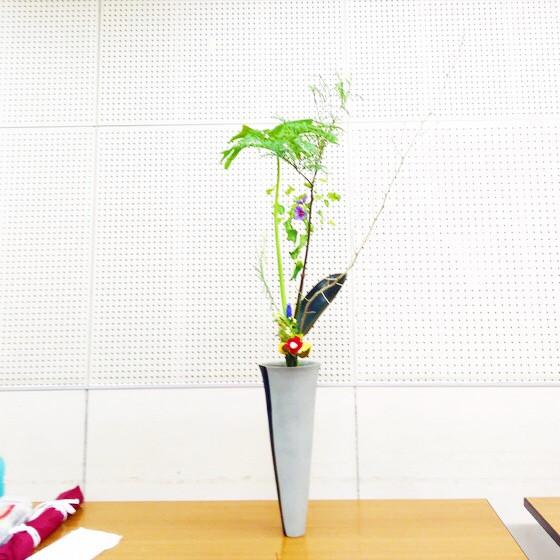 奈良のいけばな教室レポートと3分でわかるいけばな 【奈良 瑞浪 立花とは】