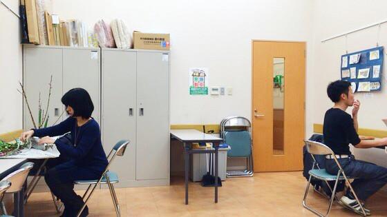 奈良のいけばな教室日記と3分でわかる花を上手にいけるコツ 【奈良 高の原 柳腰について】