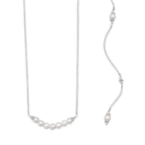 """15"""" Sterling Silver Necklace"""