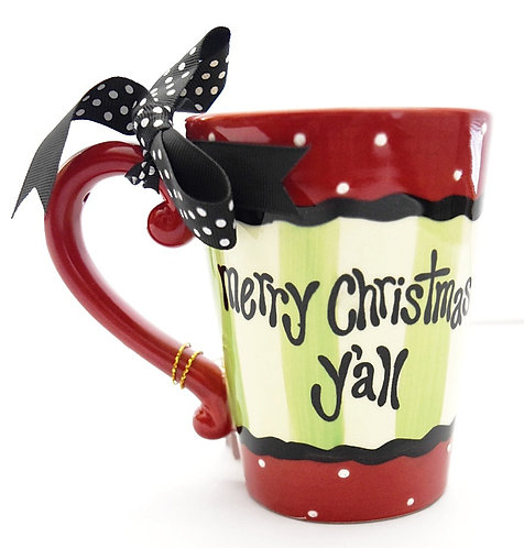 Merry Christmas Ya'll Mug