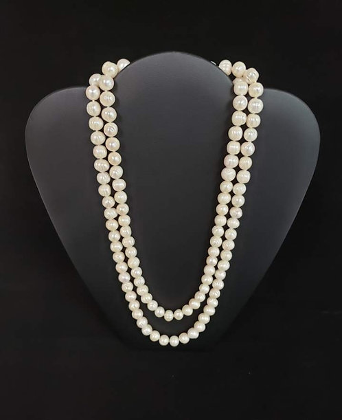 "50"" Freshwater Pearl Necklace"