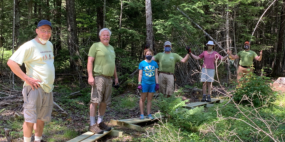 6/16 Trailblazers Volunteer Day