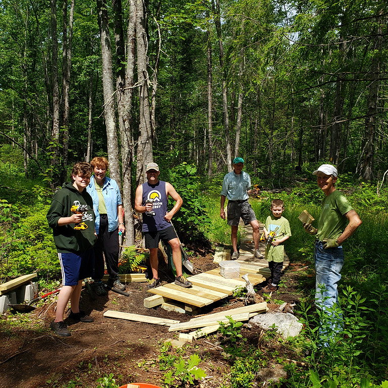 8/15 Trailblazers Volunteer Day