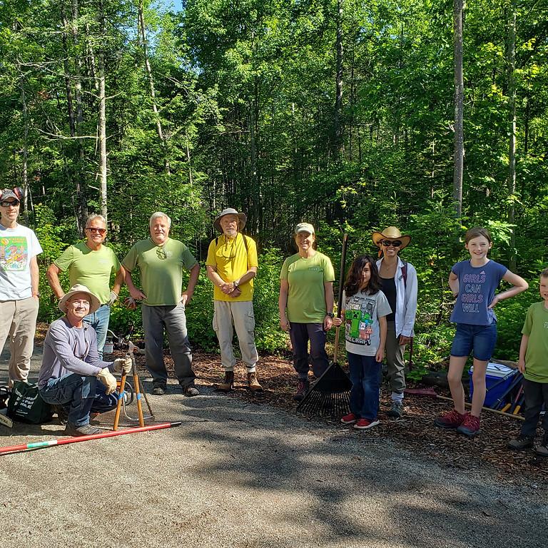 7/11 Trailblazers Volunteer Day