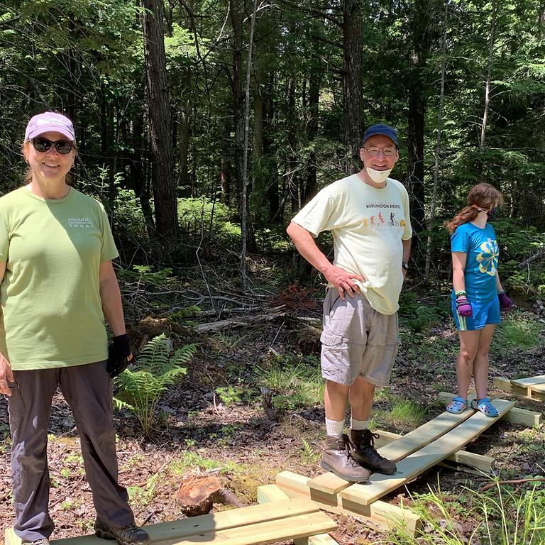 6/19 Trailblazers Volunteer Day