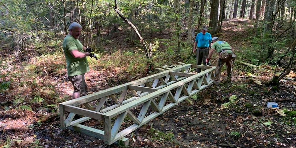 Summer Trail Day 2: July 25th
