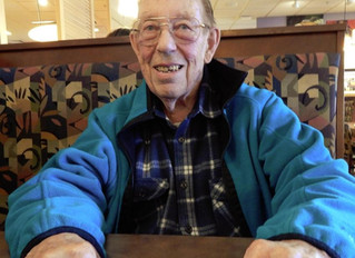 Jack Reetz Recognized for Service to Community