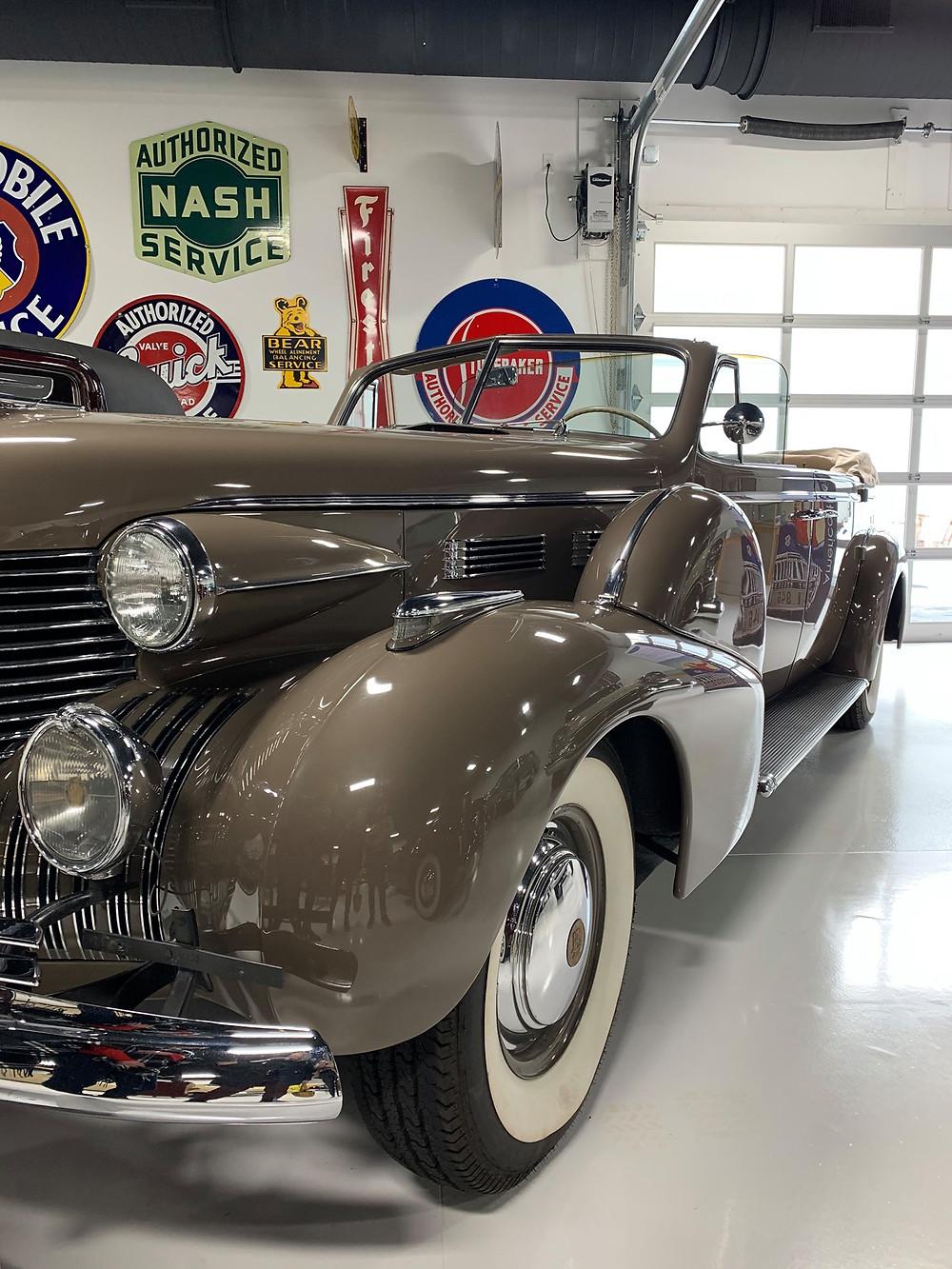 Arundel Motorland Classic Car Musuem