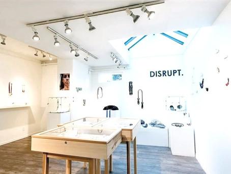 Exhibition | DISRUPT moves online